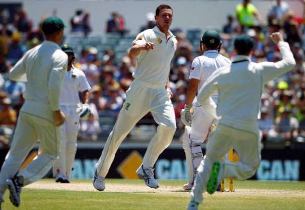 South Africa 78-4 against Australia