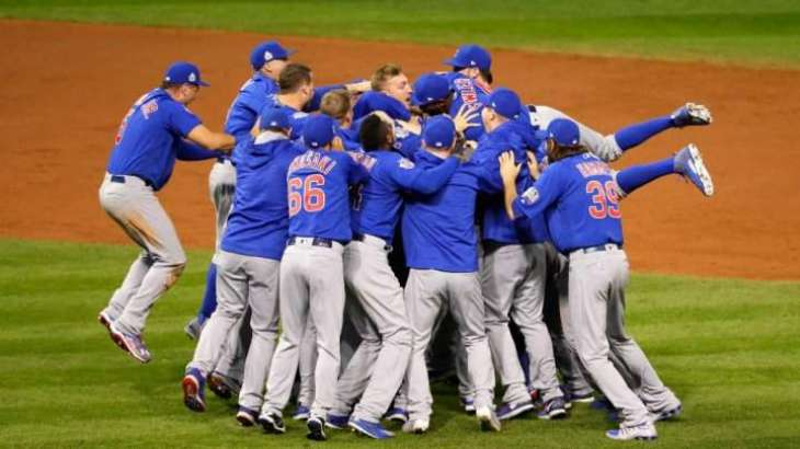 Baseball: Cubs edge Indians to end 108-year Series title drought