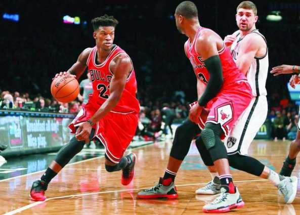 NBA: Bulls, Hawks suffer first loss of the season