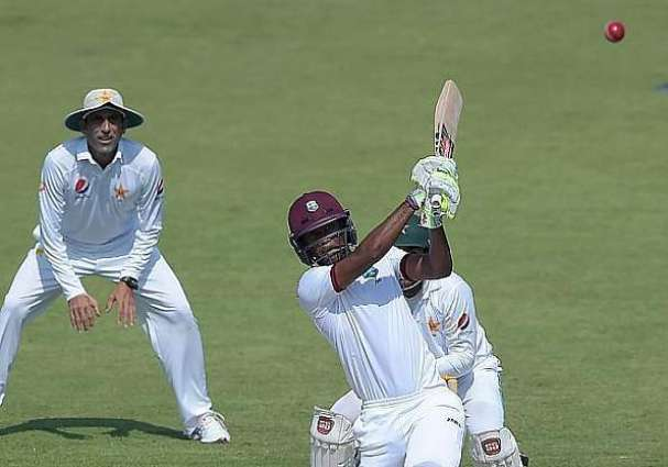 Cricket: Pakistan v West Indies third Test scoreboard