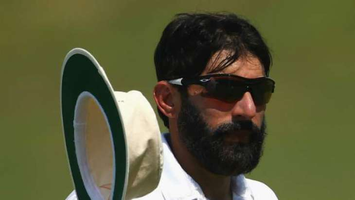 Misbah expresses disappointment at defeat in third Test