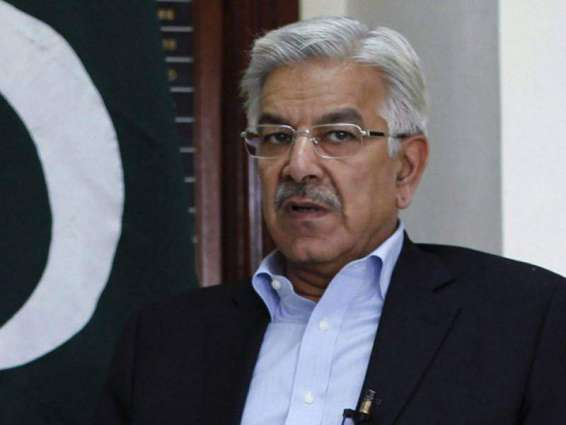 """Governemnt will stand its grounds"": Khawaja Asif"