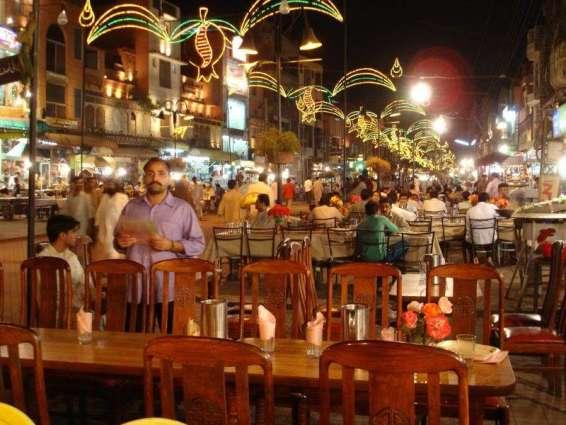 Islamabad Food Bazaar to start on Nov 5