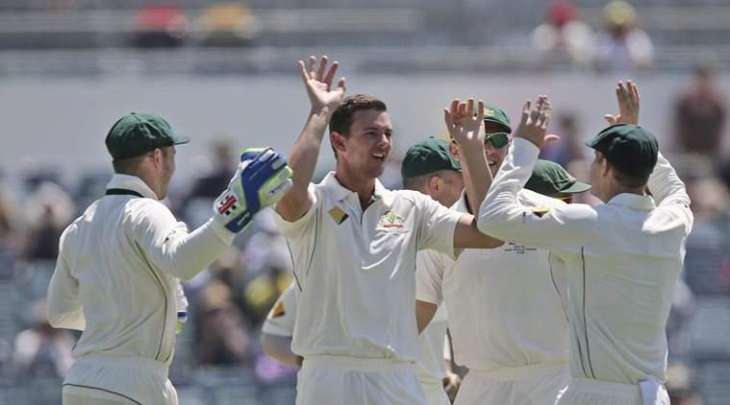 Cricket: Australia v South Africa first Test scoreboard