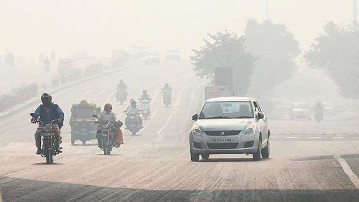 Unusual smoggy conditions to engulf Punjab, KP and Islamabad: DG PMD