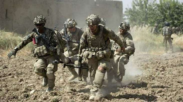Two US soldiers killed during operation in Afghanistan's Kunduz