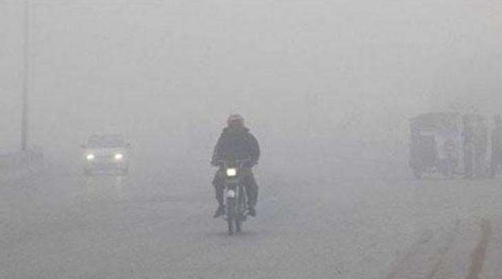 Smog causes accidents in Punjab, casualties being increased to 15