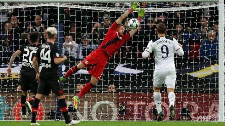 Football: More Wembley woe leaves Spurs in Euro danger