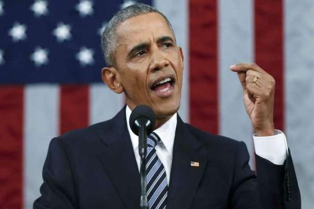 ڈونلڈٹرمپ امریکا اتے دنیا سانگے خطرہ ہن،صدراوباما