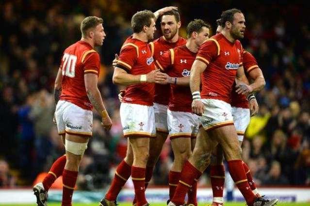 Wales team for Australia Test match