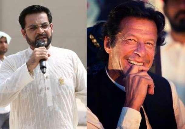 """Imran Khan has no military connections"" Amir Liaquat"