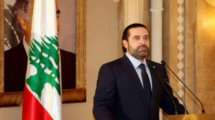 Lebanon's new PM a vocal critic of Hezbollah, Syria