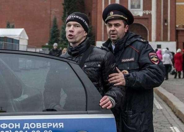 Jailed Russian activist 'suffers seizure' after torture claim