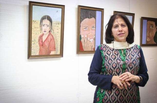 Nomad to showcase painting exhibition `Embodiment'