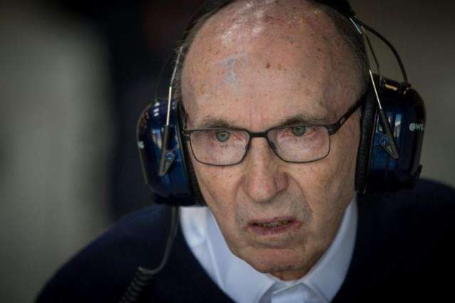 Formula One: Frank Williams released from hospital