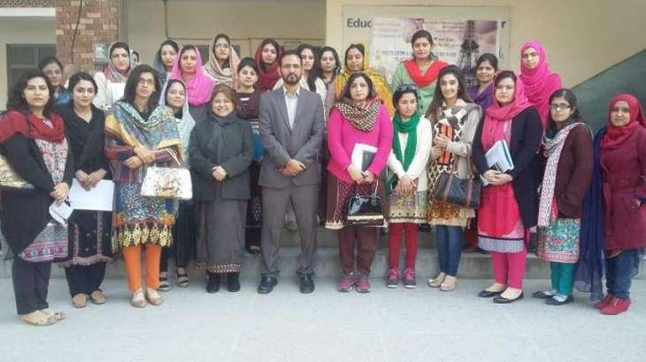 Workshop on export of apparel held