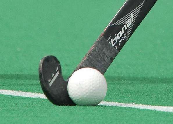SBP organise hockey match to show solidarity with Kashmiris