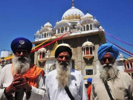 Sikh pilgrims to arrive Hassanabdal on Nov 15