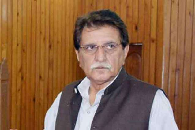 AJK PM orders strict implementation of financial discipline in govt