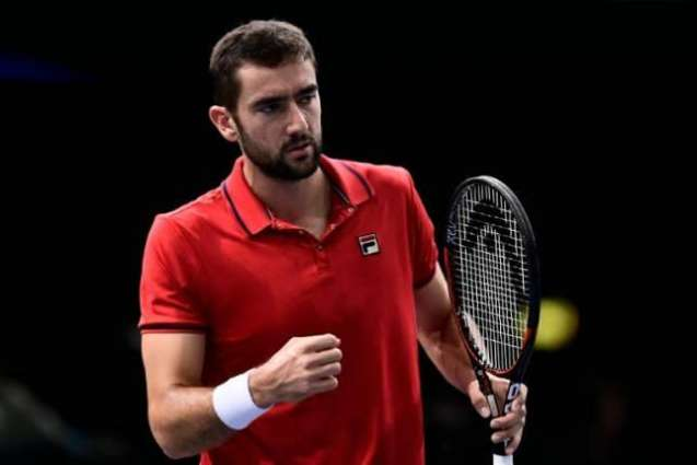 Tennis: Cilic locks down Tour finals berth