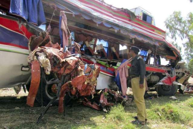Man killed in road accident