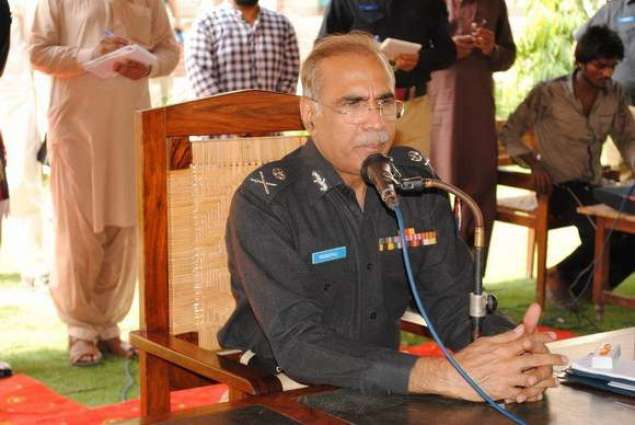 Special cell set up for accountability in department: IG Punjab