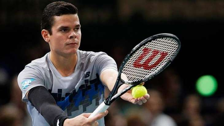 Tennis: ATP Paris Masters results - 1st update