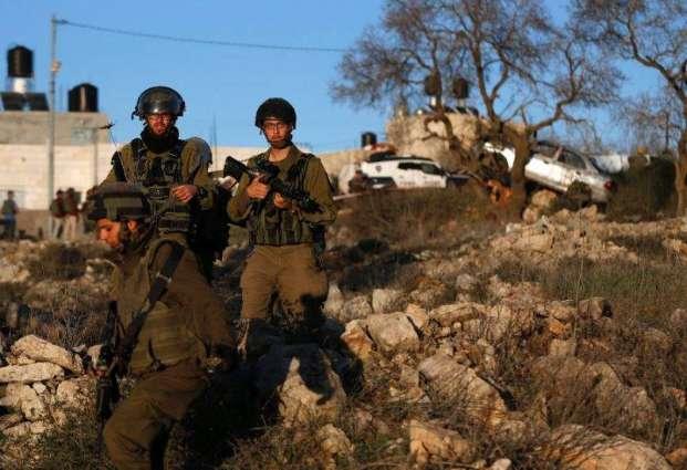 Israeli troops shoot dead knife-wielding Palestinian: army