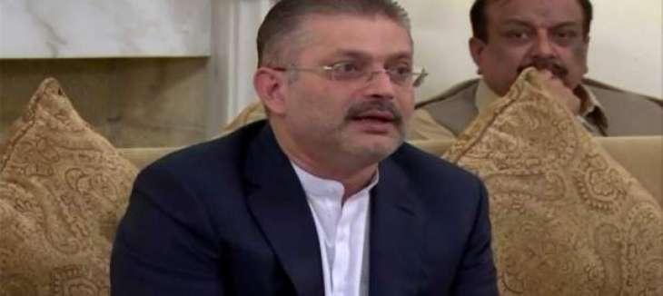 Sharjeel Memon granted bail