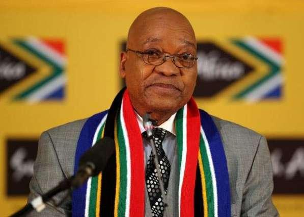 S.Africa graft probe piles pressure on Zuma