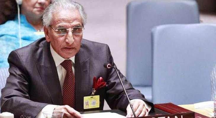 باكستان تحث الدول الأعضاء لمنظمة التعاون الإسلامي على لعب دورها الفعال لوقف سفك دماء الكشميريين الأبرياء في كشمير المحتلة