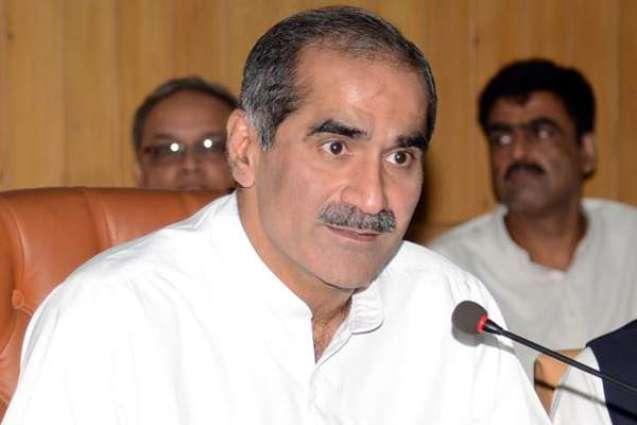 وزير السكك الحديدية الباكستاني : حركة الانصاف الباكستانية فشلت في محاولتها لعرقلة النظام الديمقراطي خلال إغلاق العاصمة