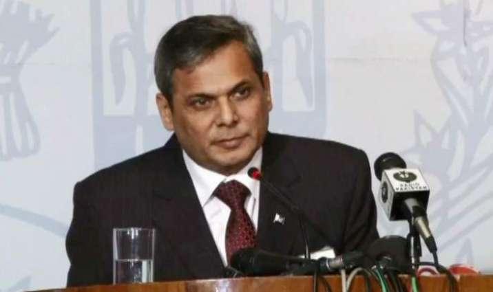دفتر خارجہ دے ترجمان محمد نفیس ذکریا دی ہفتہ وار پریس بریفنگ