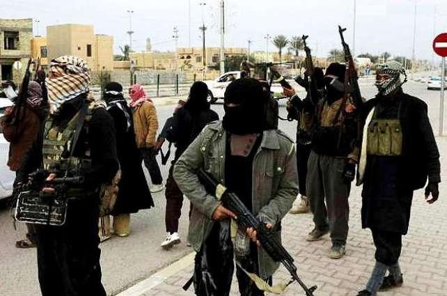 عراقی شہر موصل ءُُ نینویٰ ءَ بالی اُرش ءَ داعش ءِ 100ءَ چہ زیات جنگجو بیران