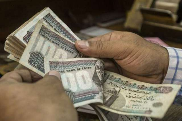 Egypt pound slumps as central bank floats currency