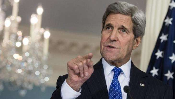 Kerry calls ties to Manila 'ironclad' despite 'differences'