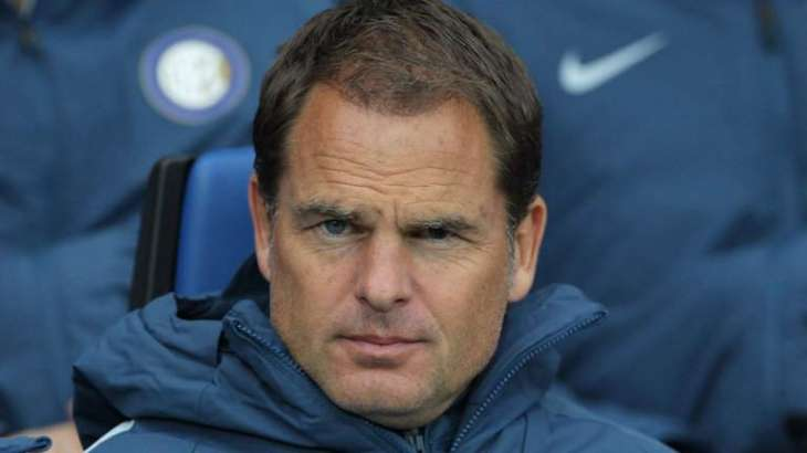 Football: Inter owners fly in to elect de Boer successor