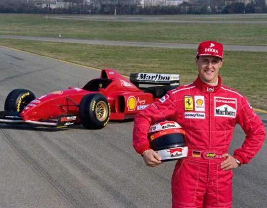 Formula One: 'Encouraging signs' from Schumacher - Brawn
