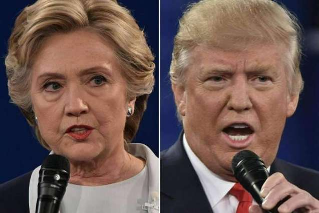 Clinton, Trump deploy big guns as race focuses on must-win states