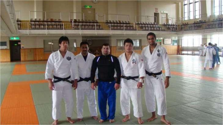 Pak Judokas to participate in Grand Slam