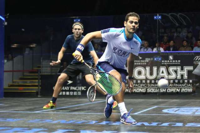 Ashour eyes fourth world title against Gawad