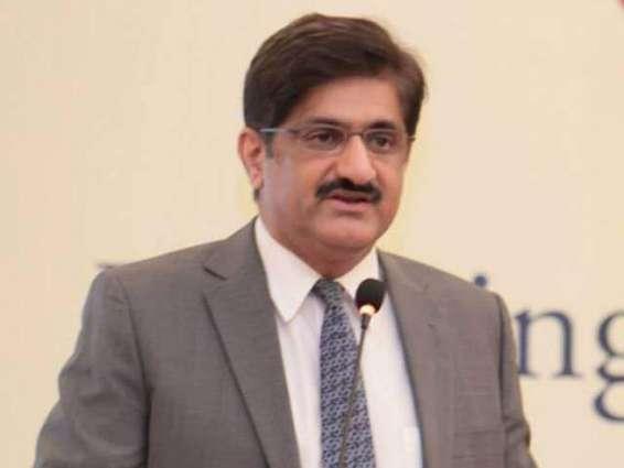 2018وچ پیپلز پارٹی دی چاراں صوبیاں اُتے حکومت ہووے گی: مراد علی شاہ