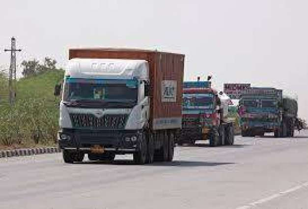First caravan of Pak-China Economic Corridor Reaches KPK