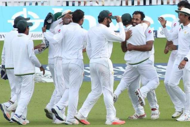 Pakistan retain second slot in ICC Test Team Rankings