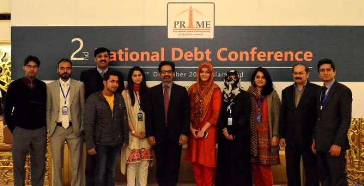 National Debt Conference on Nov 12