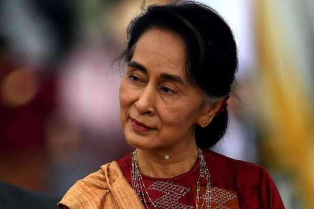 Suu Kyi pledges due process in violence-racked Rakhine