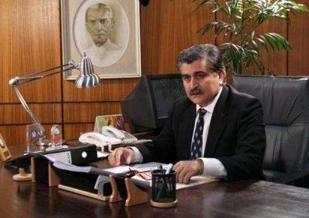 Jamal Shah condoles demise of Yawar Hayat