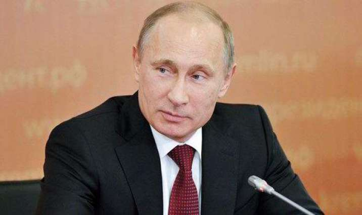 Putin unveils controversial statue of Saint Vladimir by Kremlin