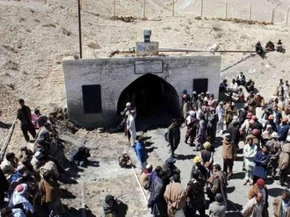 د بلوچستان په لهري سيمه كښې د مائن په چاودنه كښې يو تن مړ شوے
