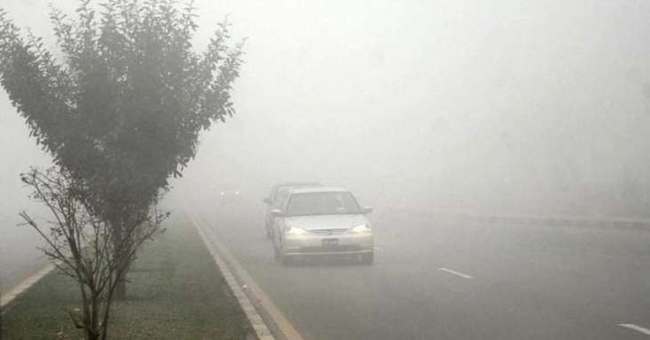 Smoggy conditions to prevail in plain areas of Punjab: PMD